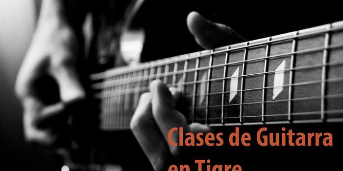 Clases de Guitarra en Tigre