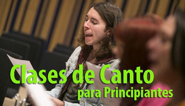 Profesor de Canto para Principiantes [¡Probá hoy!]