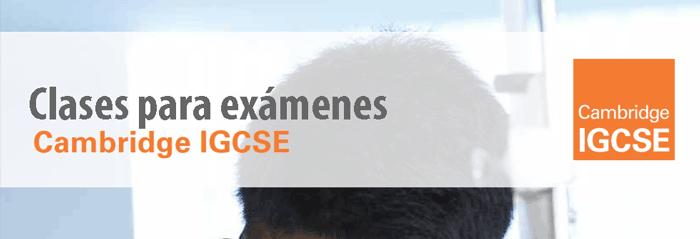 Clases particulares para IGCSE