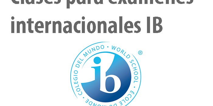 Clases Particulares para IB en Zona Norte